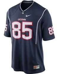 Nike Mens Connecticut Huskies Replica Football Game Jersey - Lyst
