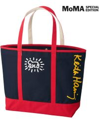 Uniqlo - Sprz Ny Tote Bag (Keith Haring) - Lyst