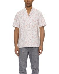 Shades of Grey by Micah Cohen - Vacation Shirt - Lyst