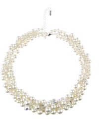 Hobbs - Perry Necklace - Lyst
