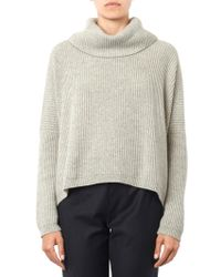 Esk - Ingrid Cashmere Knit Sweater - Lyst
