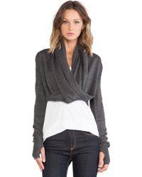 Nicholas K - Zella Sweater - Lyst