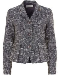 Paul by Paul Smith - Textured Tweed Jacket - Lyst