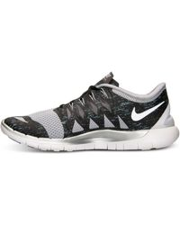 Nike Mens Free 50 Premium Running Sneakers From Finish Line - Lyst