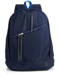 Folk - Zip-Fastening Nylon Backpack - Lyst