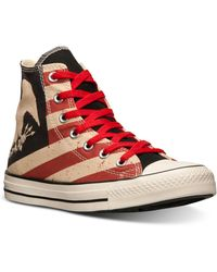 Converse Mens Chuck Taylor All Star Americana Casual Sneakers From Finish Line - Lyst