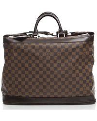 Louis Vuitton Preowned Damier Ebene Cruiser 40 Bag - Lyst