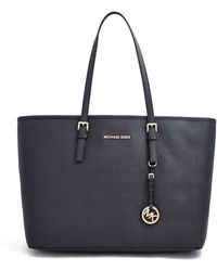 MICHAEL Michael Kors Multifunction Jet Set Travel Tote - Lyst
