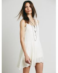 Free People Beads For Days Tunic - Lyst