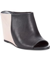 Kenneth Cole Reaction Womens Edge Hill Mules - Lyst