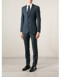 Ermenegildo Zegna Classic Suit - Lyst