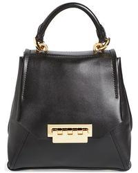 Zac Zac Posen 'Eartha' Leather Envelope Flap Backpack - Lyst
