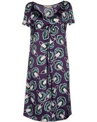 L'Autre Chose Knee-Length Dress - Lyst