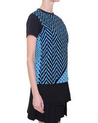 Emanuel Ungaro Multiprint Cotton Jersey Tshirt - Lyst