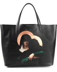 Givenchy Madonna Print Tote - Lyst