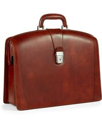 Bosca - Partners Briefcase0162-82327 - Lyst