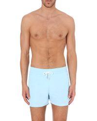 Frescobol Carioca Sports Swimshorts Blue - Lyst