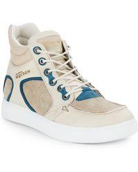 Alexander McQueen x Puma Joust Iii Hightop Sneakers - Lyst