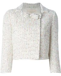 Giambattista Valli Cropped Jacket - Lyst