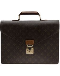 Louis Vuitton Monogram Serviette Briefcase - Lyst
