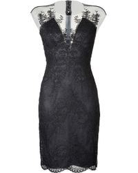 Catherine Deane Embroidered Lace Dress - Lyst