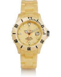 Toy Watch - Fluo Pearly Only Time Plasteramic Watch - Lyst