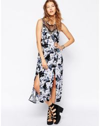 MINKPINK Moonlit Fountain Dress - Lyst