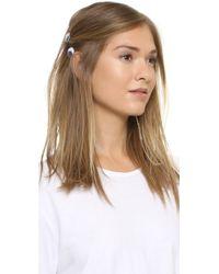 Venessa Arizaga - Eye See You Hair Comb - Lyst