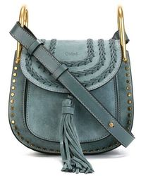 Chloé   Mini Crossbody Hudson Bag   Lyst