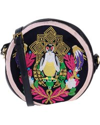 Mary Katrantzou - Small Fabric Bag - Lyst