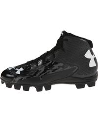 Under Armour Ua Deception High Rm - Lyst