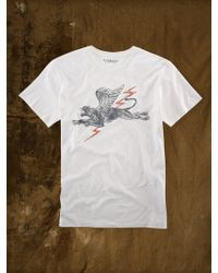 Denim & Supply Ralph Lauren Flying-Panther Graphic Tee - Lyst