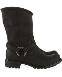Timberland Earthkeepers Mid Biker Boot - Lyst