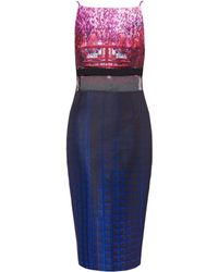 Mary Katrantzou Lanta Dress Selen Blossom - Lyst