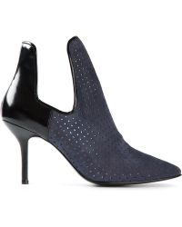 B Store Anais 2 Booties - Lyst