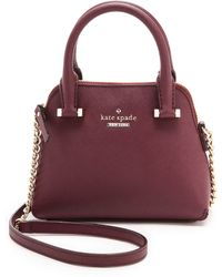 Kate Spade Cedar Street Mini Maise Bag  - Lyst