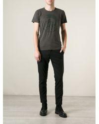 Diesel T-achell T-shirt - Lyst