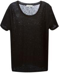 Iro Short Sleeve T-Shirt - Lyst