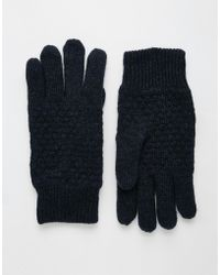 SELECTED - Gloves - Lyst