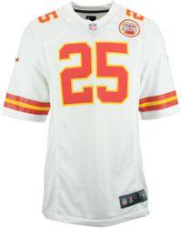 Nike Mens Jamaal Charles Kansas City Chiefs Game Jersey - Lyst