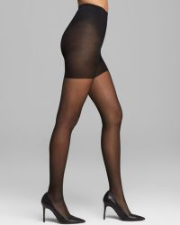 Wolford Tights Satin Touch 20 Control Top - Lyst