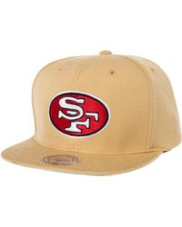 Mitchell & Ness The San Francisco 49ers Wool Snapback - Lyst