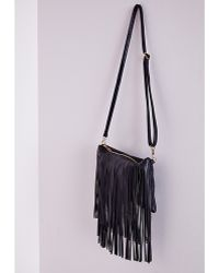 Oasis Tassel Fringe Shoulder Bag 82