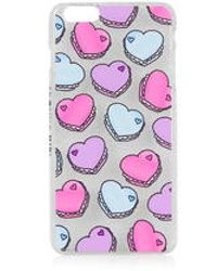 TOPSHOP - Heart Macaroon Iphone 6 Plus Case By Skinnydip - Lyst