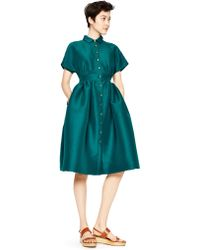Kate Spade Madison Ave. Collection Rudin Dress - Lyst