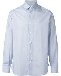 Ferragamo Gancio Print Shirt - Lyst