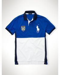 Polo Ralph Lauren Custom-fit Country Polo - Lyst