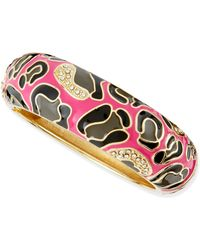Sequin - Thick Camo Enamel Bangle - Lyst