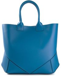 Givenchy Blue Easy Tote - Lyst