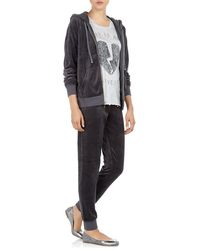 Juicy Couture Relaxed Hoodie - Lyst